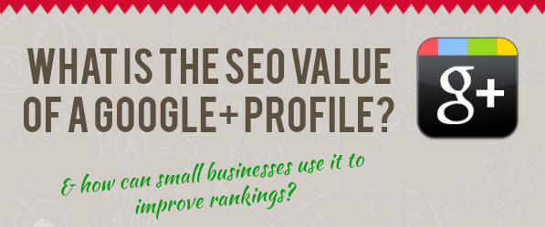 What Is the SEO Value of a Google+ Profile