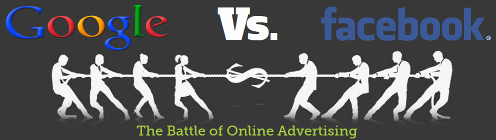 Google vs. Facebook: The Battle of Online Advertising