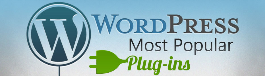Most Popular WordPress Plug-ins