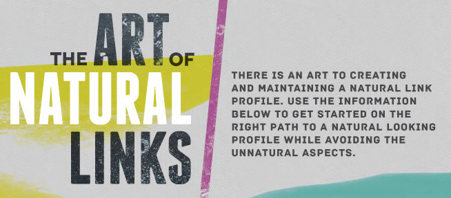 The Art of Natural Inbound Links