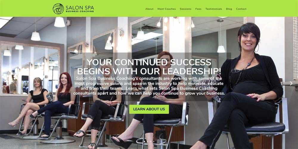 Salon Spa Business Coaching