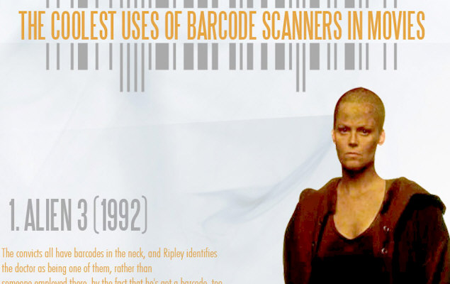 The Coolest Uses of Barcodes in Movies