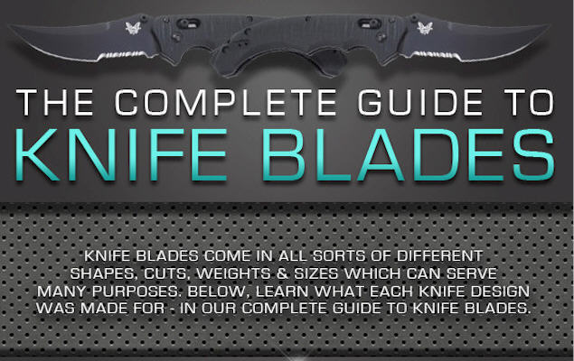 The Complete Guide to Knife Blades