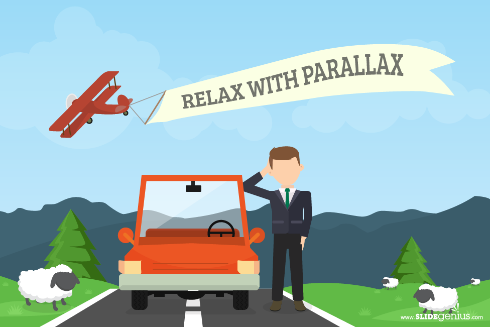 Why you can relax with parallax benefits