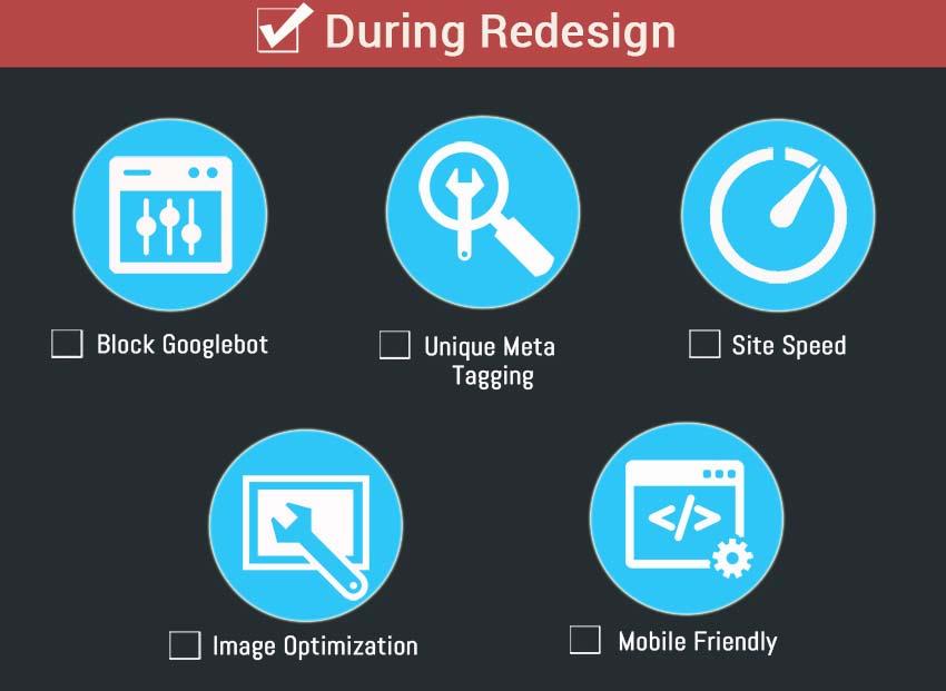 SEO Checklist During Design