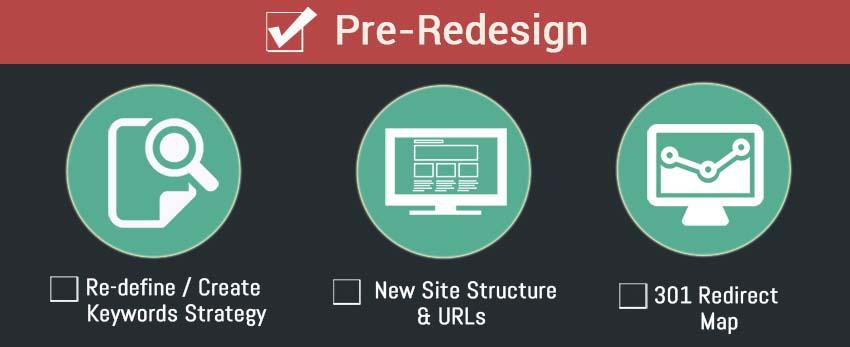 SEO Checklist Pre-Design