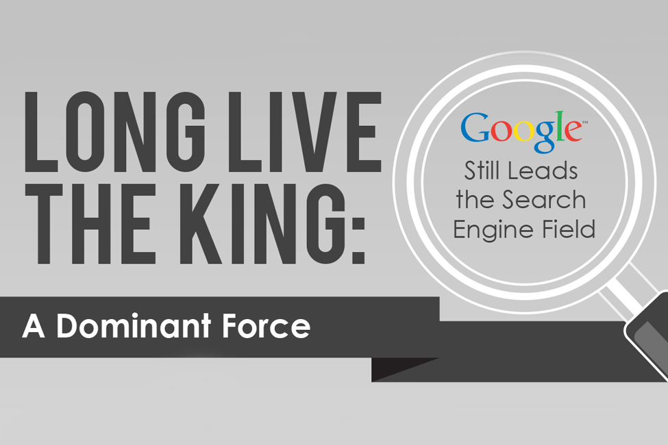 Long Live the King: Google Still Leads the Search Engine Field