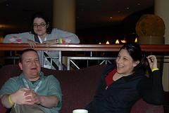 Matt, Tamar and Susan