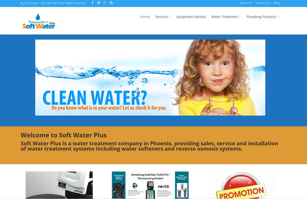 Soft Water Plus