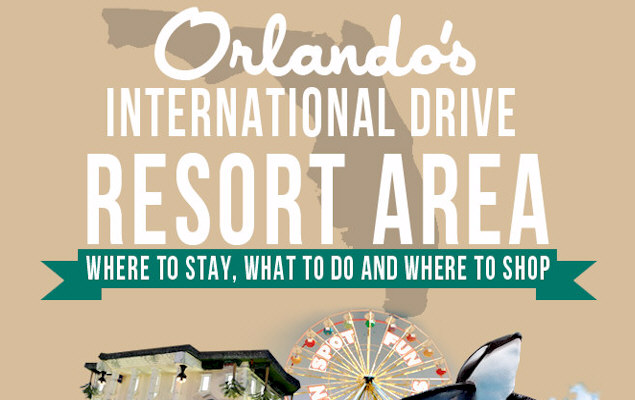 Orlando's International Drive Resort Area