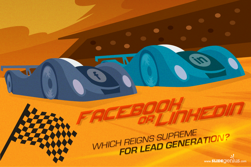 Facebook or LinkedIn: Which Reigns Supreme for Lead Generation?