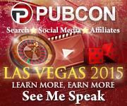 Pubcon Vegas 2015