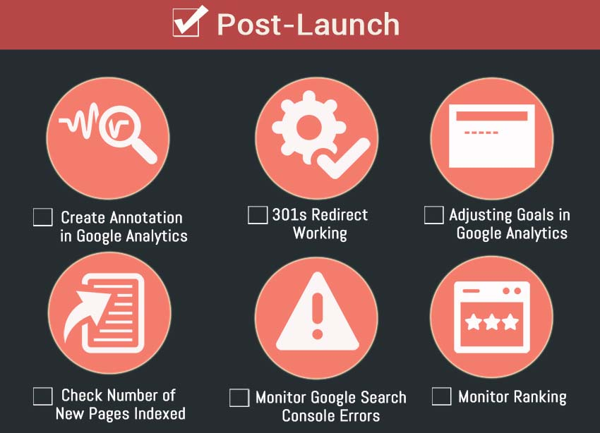 seo-checklist-post-launch