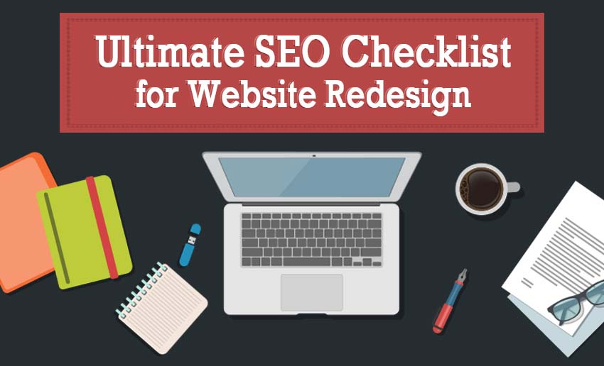 SEO Checklist For Web Site Redesign