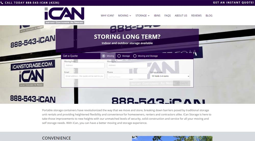 iCan Storage